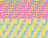 Chocktaw & Alibamu Pattern Designs