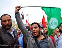 Egyptian Popular Uprisings 2011 & 2012