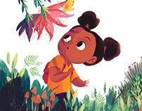 Inside the Garden – Picture Book