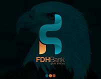 FDH Bank rebrand concept