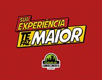 Sua Experiência te faz Maior Circuito Acadêmico 2015.02