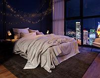 Hotel Master Bedroom