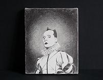 portrait of Klaus Nomi