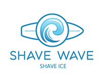 Shave Wave Logo Concepts