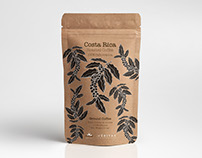 Organic Costa Rican Coffee Brand