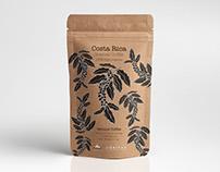 Organic Costa Rican Coffee Brand