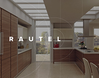 R A U T E L custom-made furniture website