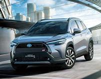 Toyota Corolla Cross GR