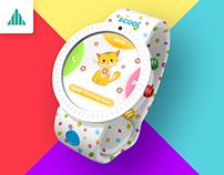 Концепция детских smart-часов