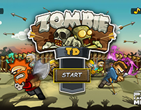 Prolancers Zombie Tower Defence Mobile Game
