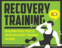 Recovery Training [Infographic]