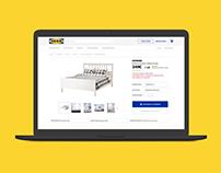 IKEA - Análise Plataforma e Desenvolvimento Protótipo