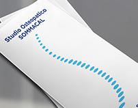 STUDIO OSTEOPATICO_ brochure/business card