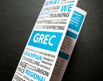 Grampian Regional Equality Council (GREC) brochure