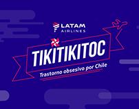 LATAM Airlines | #TikiTikiToc