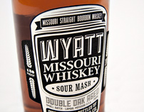 Wyatt Missouri Whiskey