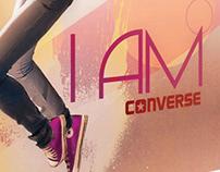 """""""I am"""" Converse ad campaign"""