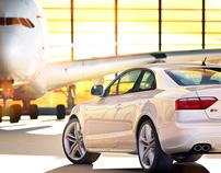 A380 meets Audi