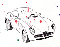 BOELNBUREAU FOR ALFA ROMEO / ILLUSTRATIVE e.V.