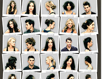 GARNIER STYLE FINDER AND HAIR GENIUS