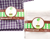 Beansprout Bags: Packaging Design