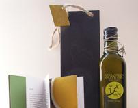 Olive Oil Bottle Set