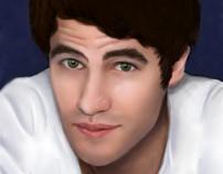 Digital Portrait: Darren Criss