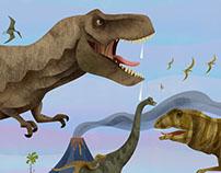 Dinosaur: A lift-the-flap book