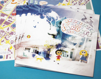 Sandnes Sentrum - Children brochure