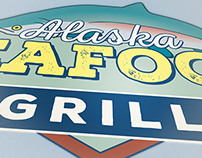Alaska Seafood Grill | Logo