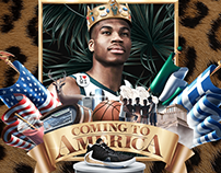 Coming to America - Nike Basketball