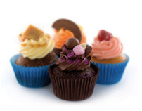 """Cupcakes For Lunch"" Website"