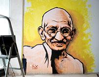 Mr. Ghandi