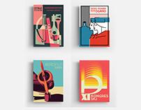 I Redesigned Famous Yugoslavian Posters (par V)