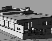 Modeling House - 3D