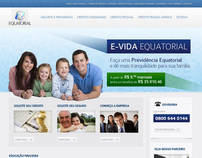 Website Grupo Equatorial