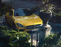 MERCEDES BENZ - AMG GT