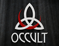 OCCULT TV BRANDING