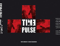 Book Design 01 |  TIME PULSE