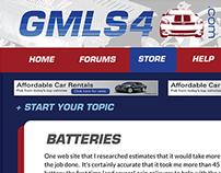 GMLS4 UI & Branding