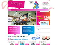 CTC Zmaj new web portal