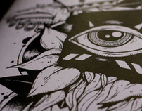 Illustrations / Serigraphy printing