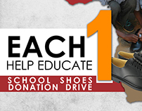 EACH 1 HELP EDUCATE 1 Flyer