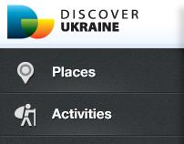 DiscoverUkraine ipad app