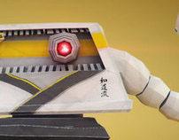 """Meet Sensor CH1P / The """"Unfold"""" Story teaser"""