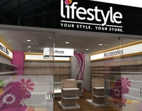 Commercial Exhibition | Lifestyle (Design Test)