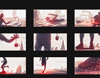 Some Storyboards