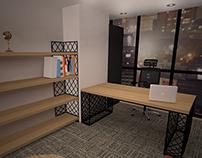 Next Level - Office