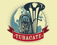 Tubacate Branding/Print Work