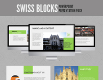 Swiss Block Powerpoint